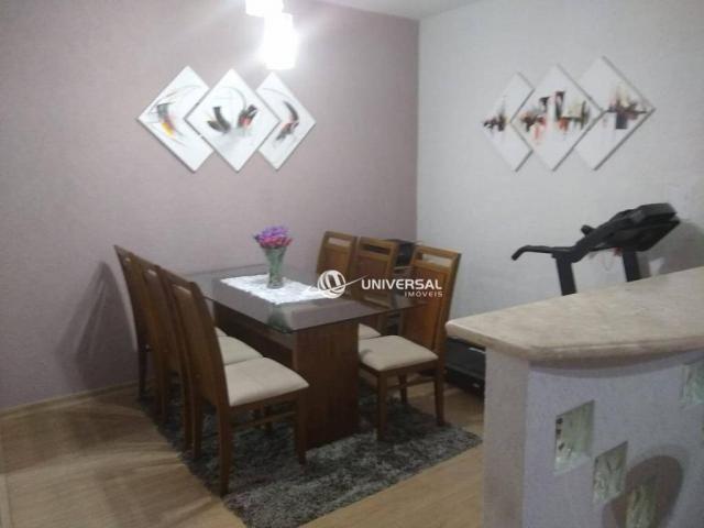 Apartamento Garden com 3 dormitórios à venda, 80 m² por R$ 234.000,00 - Bairu - Juiz de Fo - Foto 5