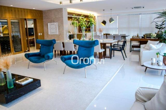 Apartamento com 5 dormitórios à venda, 488 m² por R$ 3.300.000,00 - Setor Nova Suiça - Goi - Foto 8