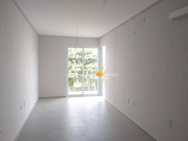 Apartamento com 2 dormitórios para alugar, 62 m² por R$ 825/mês - São Cristóvão - Lajeado/ - Foto 3