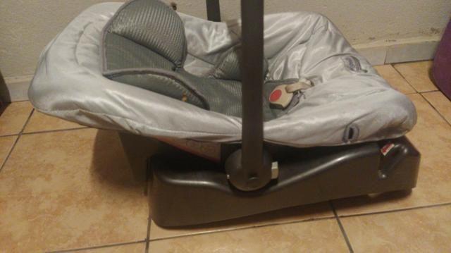 Vendo bebe conforto - Foto 3