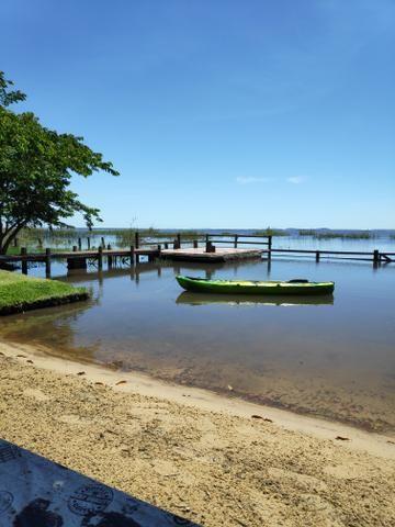 Aluguel sítio beira da lagoa Osório Carnaval - Foto 4