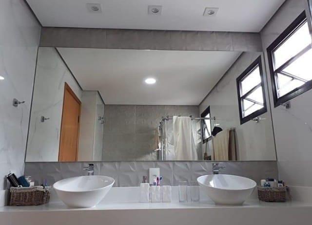 Espelho Lapidado para Diversos Ambientes. A partir de R$ 165,00 m2.