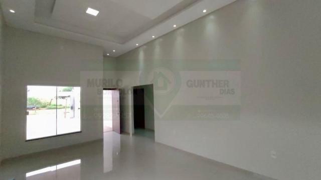 8127 | Casa à venda com 3 quartos em Jardim Cristhais, Dourados - Foto 4