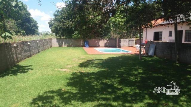 Chácara com 3 dormitórios à venda, 10.000 m² por R$ 1.100.000 - Área Urbanizada II no Anel - Foto 6