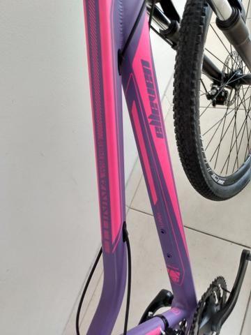 Bike 29 Feminina Tamanho 15 Shimano - Foto 2