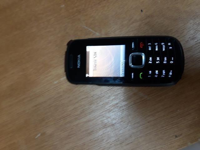 Nokia 1661 desbloqueado estado de novo