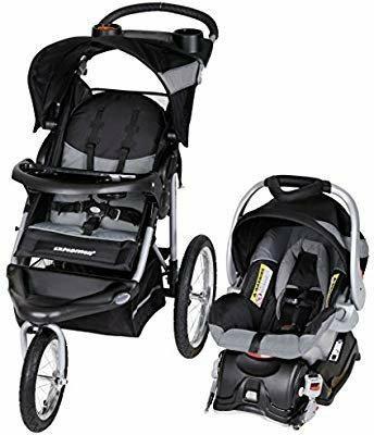 Carrinho de bebê Travel System com bebê conforto Importado Novo