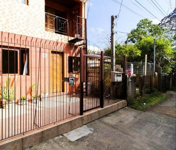 Casa para alugar parte superior 1 dormitório na Pereira Neto com sacada - Foto 3