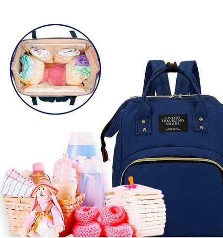 Bolsa mochila Amamentação maternidade