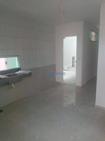 Casa à venda, 152 m² por R$ 280.000,00 - Parques das Flores - Aquiraz/CE - Foto 4
