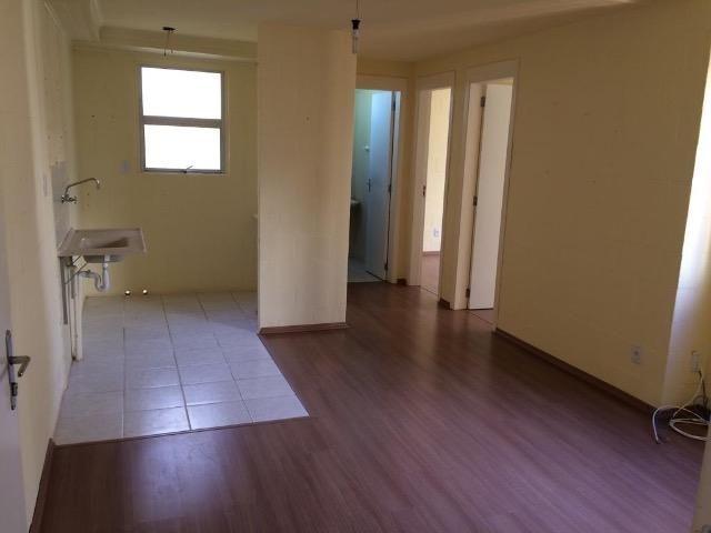 Ap dois quartos para alugar com garagem - Foto 2