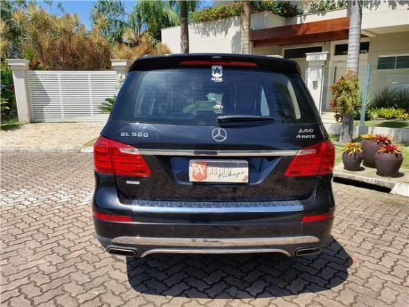 Mercedes-benz Gl 500 4.7 v8 4x4 gasolina 4p automático - Foto 6