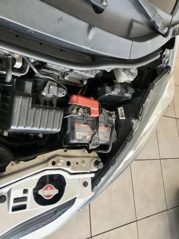 Honda fit 1.4 lxl automatico 2010 completo - Foto 12