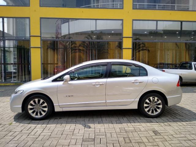 Honda Civic LXL 1.8 Flex Manual - Foto 8