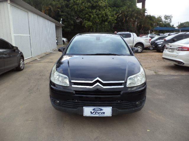 C4 2007/2008 2.0 EXCLUSIVE PALLAS 16V GASOLINA 4P AUTOMÁTICO