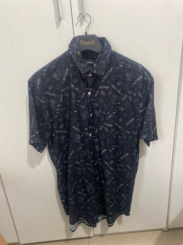 Camisa social RVCA