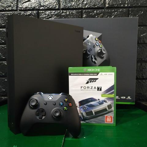 Xbox one x 4k ,com garantia - Foto 2