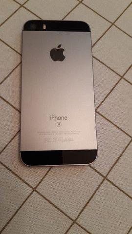 IPhone SE 64GB Cinza Espacial - Foto 5