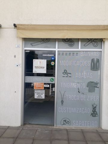 Loja Campo Grande Office & Mall. Toda pronta com mezanino. toldo. Ar condicionado - Foto 15