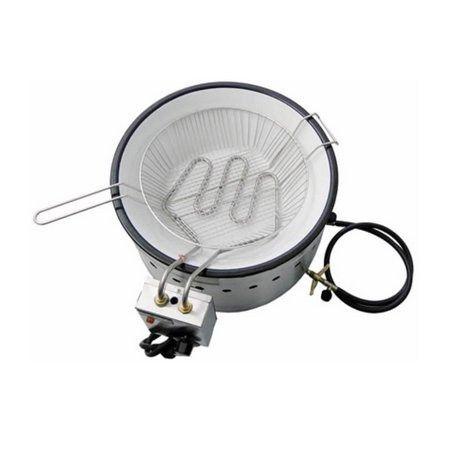 Fritadeira elétrica 3,5 L com Termostato Nova c/ Garantia - Foto 4