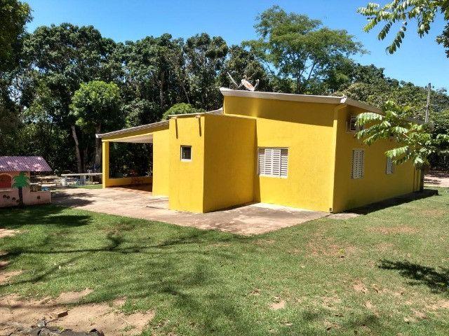 Chácara pesqueiro Camisão x casa em C.G - Foto 16