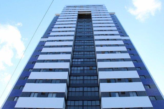 Apartamento para venda possui 52m² quadrados com 2 quartos em Miramar - João Pessoa - PB - Foto 2