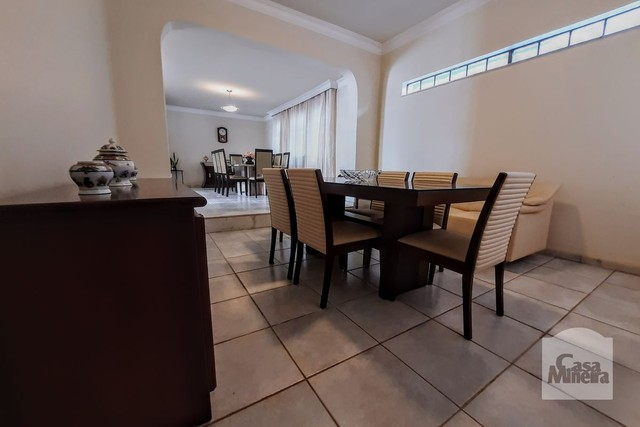 Casa à venda com 5 dormitórios em Santa lúcia, Belo horizonte cod:328791 - Foto 3