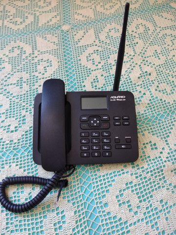 Aparelho celular ruaral