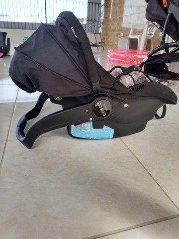 Carrinho e Bebê conforto Marca Cosco - Foto 3