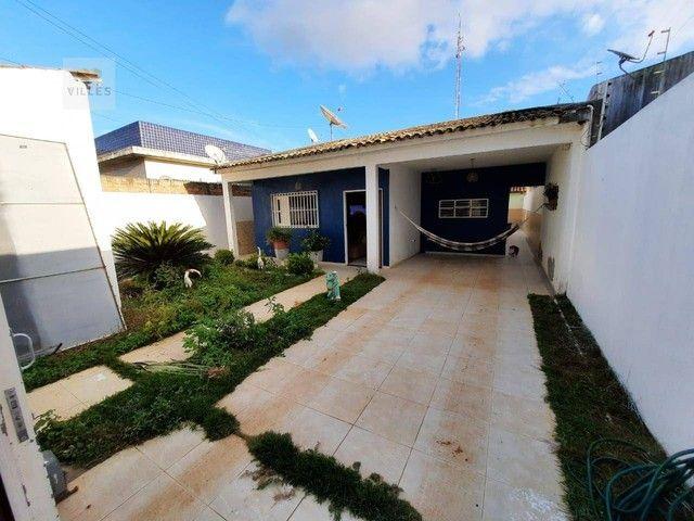 Casa com 3 dormitórios à venda, 150 m² por R$ 210.000 - Verdes Campos - Arapiraca/AL - Foto 4