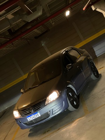 Renault Logan 1.6 expression totalmente revisado  - Foto 7