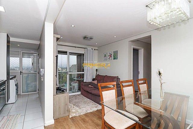 Res. Bonjour- Apartamento 2 quartos, sendo 1 suíte, sacada com churrasqueira e 1 vaga de g - Foto 2