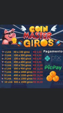 Vendo Giros Coin Master - Foto 2