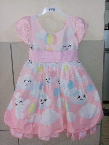 Vendo : Lote de 5  vestidos infantil