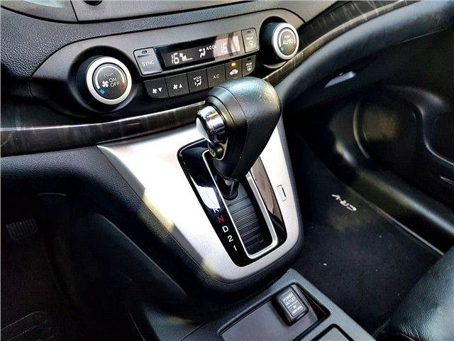 Honda Crv 2012 2.0 exl 4x4 16v gasolina 4p automático - Foto 15