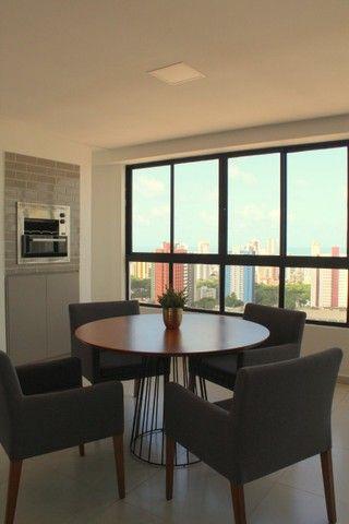 Apartamento para venda possui 52m² quadrados com 2 quartos em Miramar - João Pessoa - PB - Foto 7