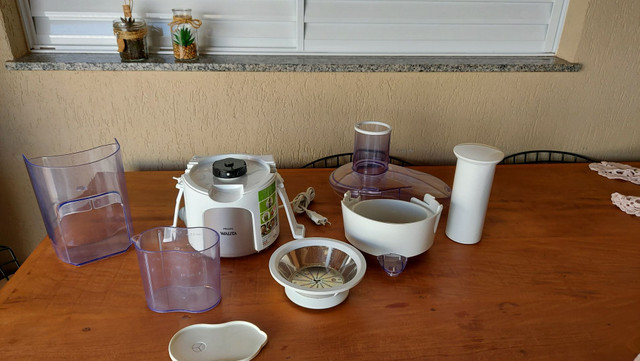 Máquina de suco, juicer walita. - Foto 5