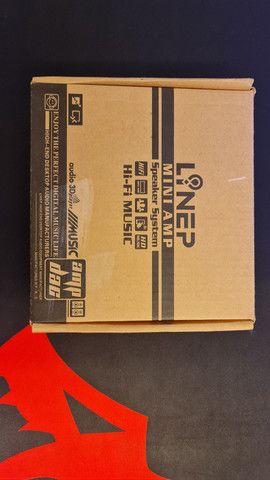 Linep A907 Amplificador para microfone
