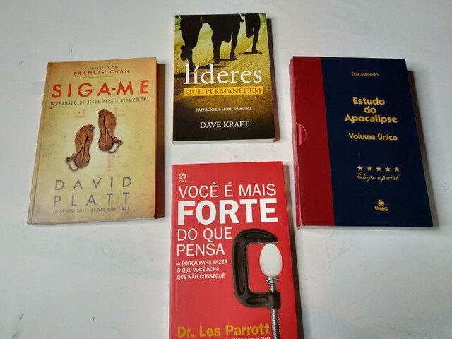 Combo de 10 Livros de Excelência preço Ótimo! - Foto 3