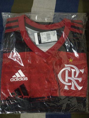 Camisa regata do Flamengo oficial