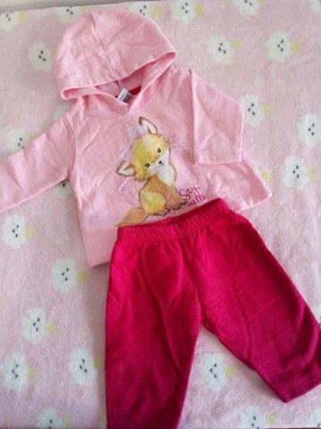 Roupa de bebê menina  - Foto 5