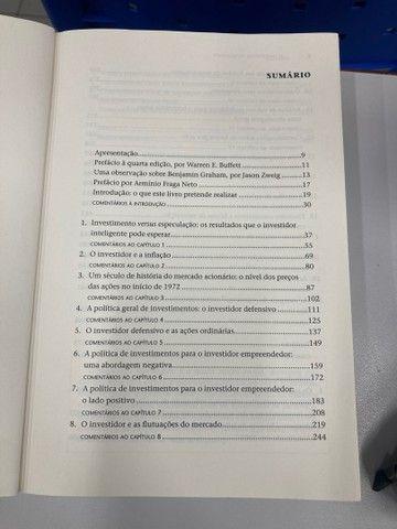 O investidor inteligente -  NOVO -Benjamin Graham - Foto 4