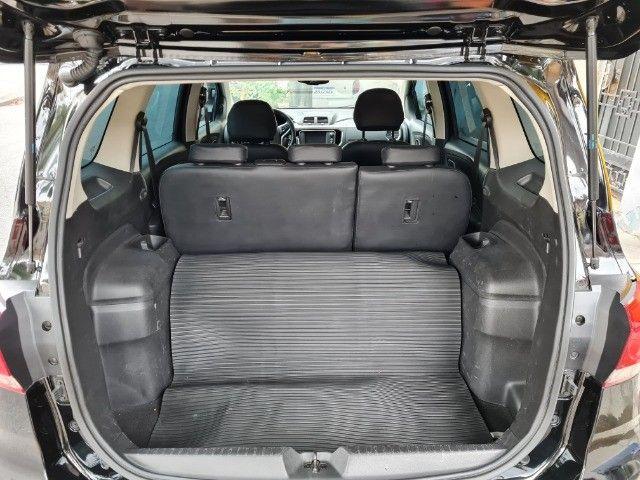 Vendo Chevrolet Spin  automático LT 2019 com Kit GNV - Foto 11