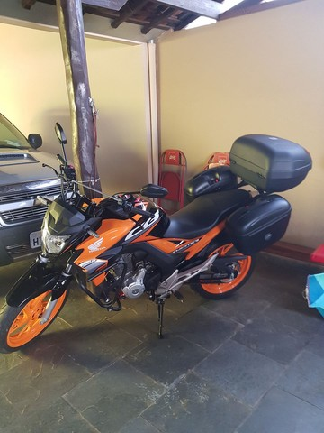 Moto Honda 250 - Foto 3