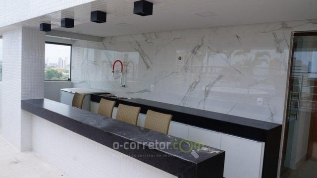Apartamento para Venda em João Pessoa, manaira, 1 dormitório, 1 suíte, 2 banheiros, 1 vaga - Foto 9