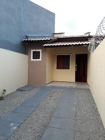 Casa Plana no Residencial Maracanaú