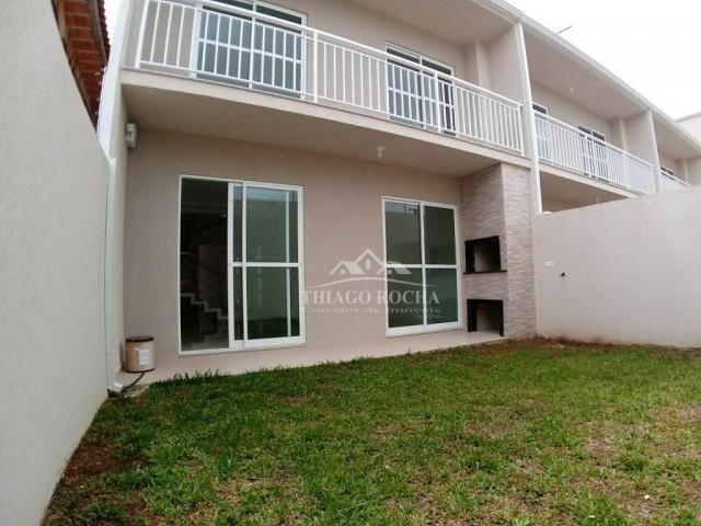 Sobrado com 3 dormitórios à venda, 134 m² por r$ 520.000,00 - cruzeiro - são josé dos pinh - Foto 16