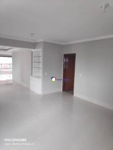 Apartamento com 4 dormitórios à venda, 270 m² por r$ 880.000,00 - setor bueno - goiânia/go - Foto 3