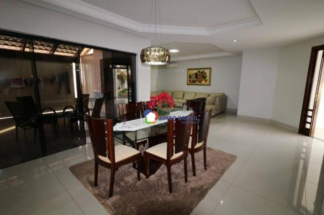 Sobrado com 4 dormitórios à venda, 380 m² por R$ 1.600.000,00 - Residencial Granville - Go - Foto 7