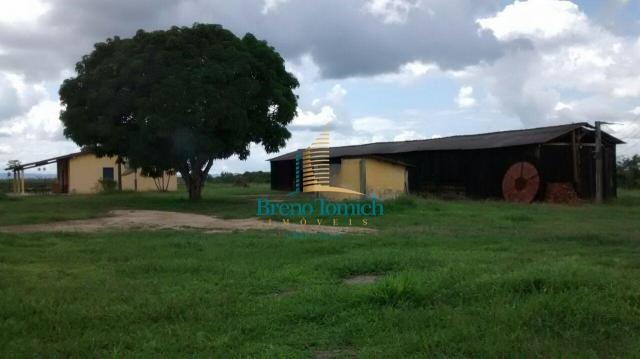 Fazenda à venda, 890000 m² por r$ 1.300.000 - teixeira do progresso - mascote/ba - Foto 2